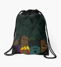 FOREST PARTY!!!! Drawstring Bag