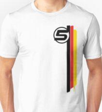 Vettel 5 - Helmet design Unisex T-Shirt