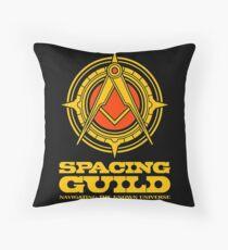 Spacing Guild  Throw Pillow