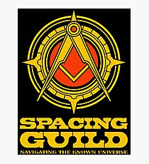 Spacing Guild  Photographic Print