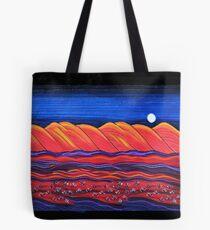 Perfect Pastels - Flinders Moon Tote Bag