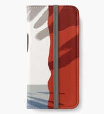 French 3d nautical travel design iPhone Wallet/Case/Skin