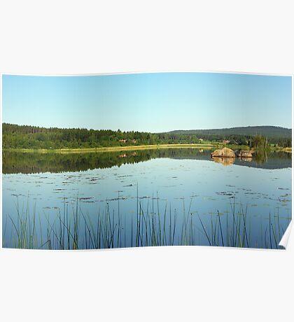 Lake Ångersjön  Poster