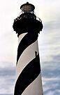 Hatteras Lighthouse  by Sherri Fink