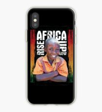 africa - rise up iPhone-Hülle & Cover