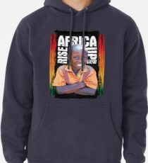 africa - rise up Hoodie
