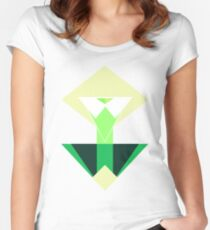 Peridot, Steven Universe Fitted Scoop T-Shirt