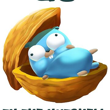 Golang Gopher in the nutshell by clgtart