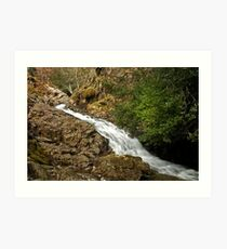 Stickle Ghyll Art Print