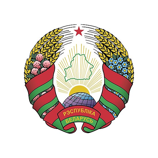 Coat of arms of Belarus by fourretout