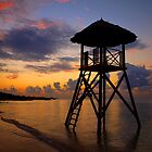 Jamaican Sunset by tigerwings