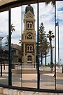 Glenelg Town Hall by Werner Padarin
