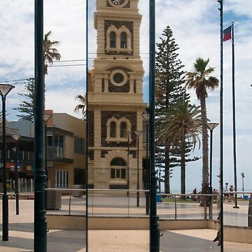 Glenelg Town Hall by fotoWerner