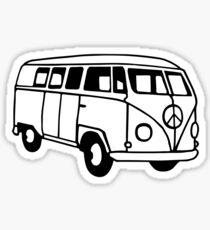 COMBI VAN VW T1 Sticker