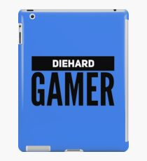 Diehard Gamer iPad Case/Skin