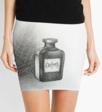 Darkness Mini Skirt