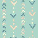 Pastel Arrows by abbilaura