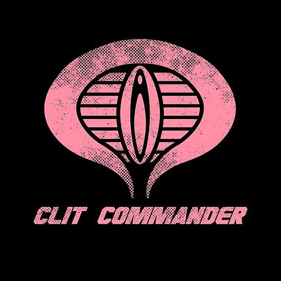 Clit commander