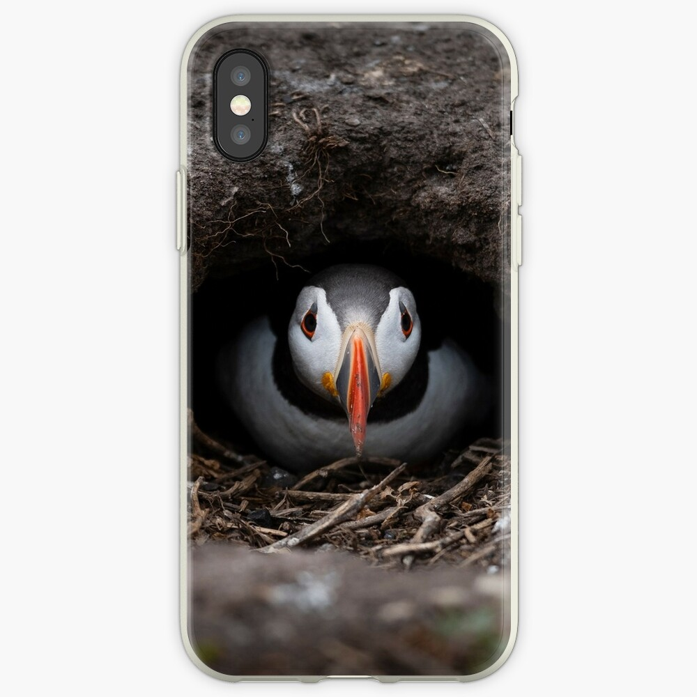 Coque iPhone «Don't worry Be happy !»