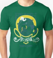 Absinthe! Slim Fit T-Shirt