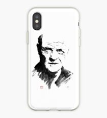 anthony hopkins iPhone Case