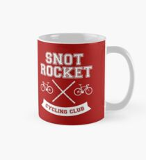 Snot Rocket Cycling Club Mug