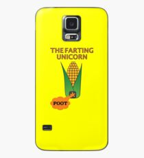 The Farting Unicorn - Tesla safe Case/Skin for Samsung Galaxy