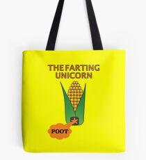 The Farting Unicorn - Tesla safe Tote Bag