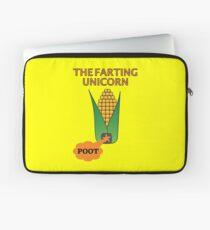 The Farting Unicorn - Tesla safe Laptop Sleeve