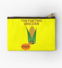 The Farting Unicorn - Tesla safe Studio Pouch