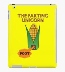 The Farting Unicorn - Tesla safe iPad Case/Skin