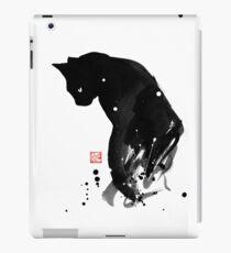 spot cat iPad Case/Skin