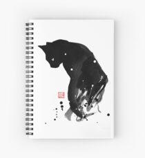 spot cat Spiral Notebook