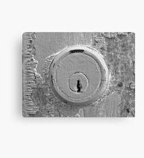 Keyhole Canvas Print