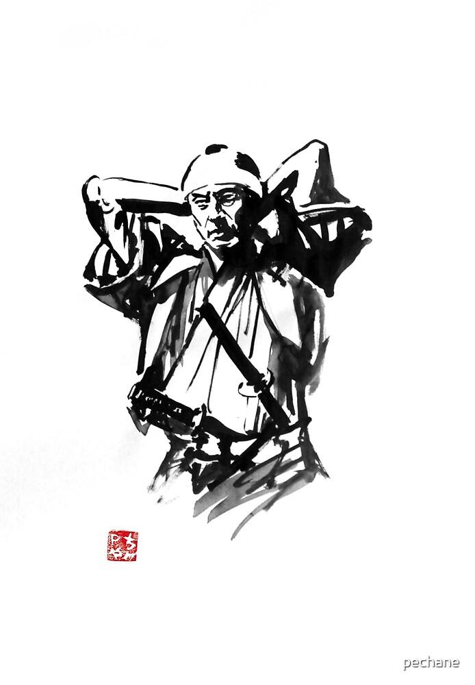 preparing samurai by pechane