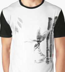 floating bamboo Graphic T-Shirt