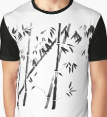 bamboo forest Graphic T-Shirt