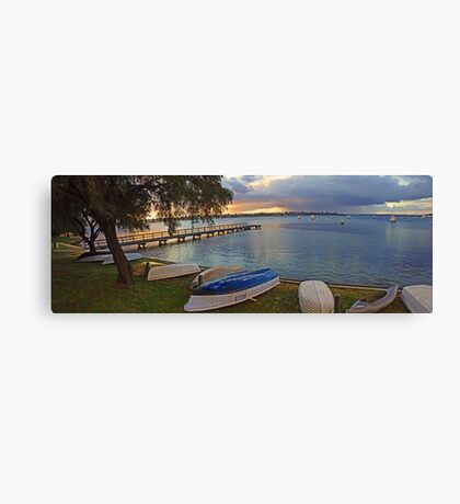 Mosman Bay - Western Australia  Canvas Print