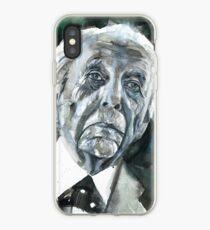 FRANK LLOYD WRIGHT - watercolor portrait.3 iPhone Case