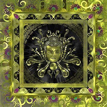 Buddha by Leodis