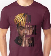 Xxxtentacion I'm alone Unisex T-Shirt