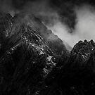 Celestial Mountains by Patrice Mestari