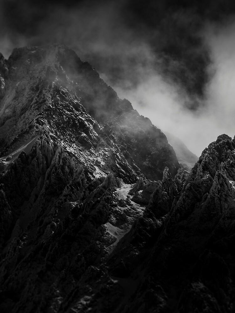 «Montagnes céleste» par patricemestari