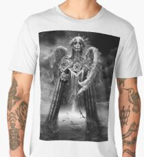 Angels and Demons: Spirit of Repentance and Hope Men's Premium T-Shirt