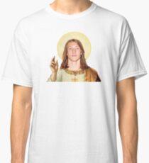 Touchdown Jesus Classic T-Shirt