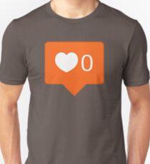 No Likes Yet Unisex T-Shirt