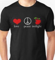 Love Peace Twilight T-Shirt Unisex T-Shirt