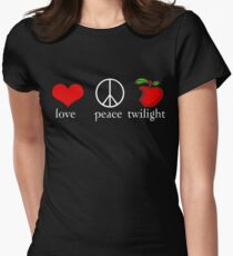 Love Peace Twilight T-Shirt T-Shirt