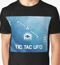 Tic Tac Ufo Graphic T-Shirt