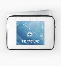 Tic Tac Ufo Laptop Sleeve